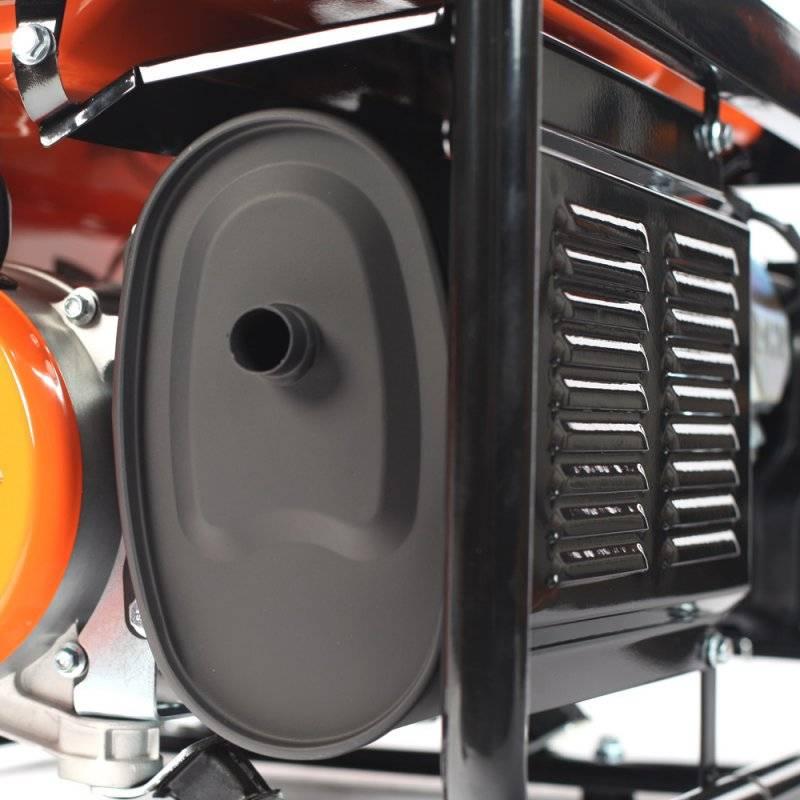 Генератор Patriot Max Power SRGE 2500 (474103130) - фото 7