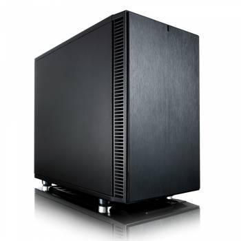 Корпус ITX Fractal Design Define Nano S черный/черный (FD-CA-DEF-NANO-S-BK)
