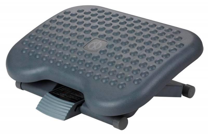 Подставка для ног Бюрократ Blake черный (BLAKE (F6031)) - фото 1