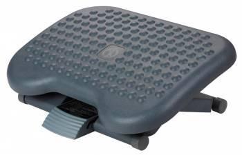 Подставка для ног Бюрократ Blake черный (BLAKE (F6031))