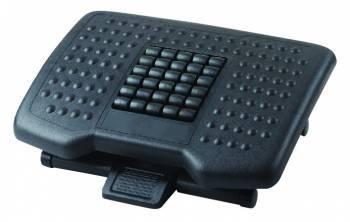Подставка для ног Бюрократ Specter черный (SPECTER (F6048))