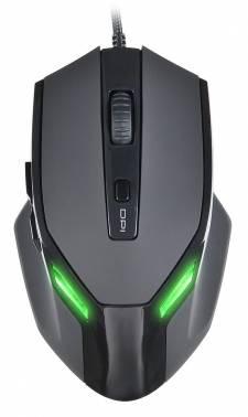 Мышь Oklick 835G PREDATOR черный (SM-K9500)