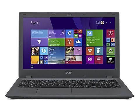 "Ноутбук 15.6"" Acer Aspire E5-573G-32MQ черный - фото 1"