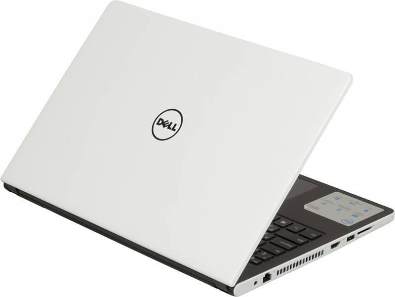 "Ноутбук 15.6"" Dell Inspiron 5558 белый - фото 2"