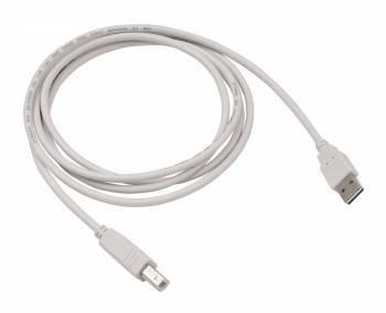 Кабель Buro Reversible USB A(m)/USB B(m) 1.8м.