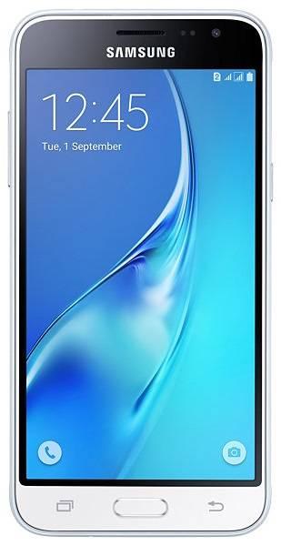 Смартфон Samsung Galaxy J3 (2016) SM-J320F 8ГБ белый - фото 1