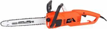 Электрическая цепная пила Patriot ES 2416 2400Вт, длина пильной шины 40см