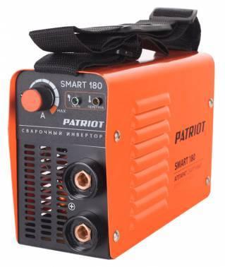 Сварочный аппарат Patriot SMART 180 (605301835)