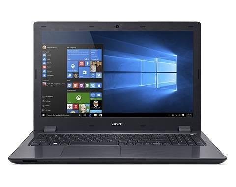 "Ноутбук 15.6"" Acer Aspire V3-575G-74R3 черный/серый - фото 1"