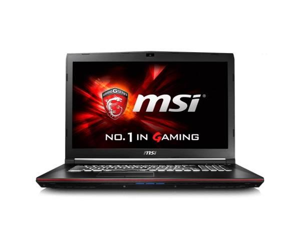 "Ноутбук MSI GP72 6QE(Leopard Pro)-236RU  17.3"" 1920x1080 Intel Core i7 6700HQ 2.6ГГц 8192МБ DDR4 750Гб DVD-RW nVidia GeForce GTX 950M 2048МБ Windows 10 BT - фото 1"