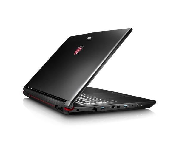 "Ноутбук MSI GP72 6QE(Leopard Pro)-236RU  17.3"" 1920x1080 Intel Core i7 6700HQ 2.6ГГц 8192МБ DDR4 750Гб DVD-RW nVidia GeForce GTX 950M 2048МБ Windows 10 BT - фото 4"