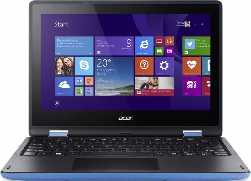 """Трансформер 11.6"""" Acer Aspire R3-131T-C08E голубой - фото 1"""