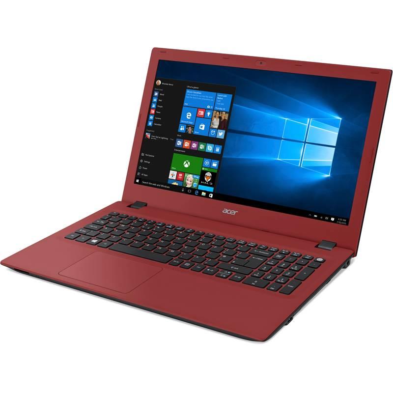 """Ноутбук 15.6"""" Acer Aspire E5-573G-36N4 черный/красный - фото 2"""