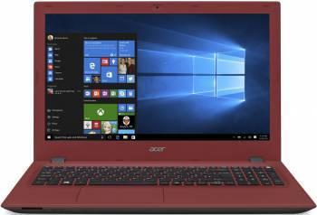 Ноутбук 15.6 Acer Aspire E5-573-37YR черный / красный