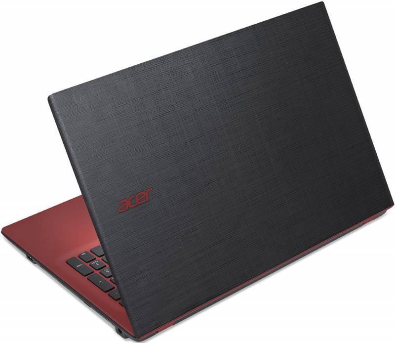 """Ноутбук 15.6"""" Acer Aspire E5-573-37YR (NX.MVJER.013) черный/красный - фото 3"""