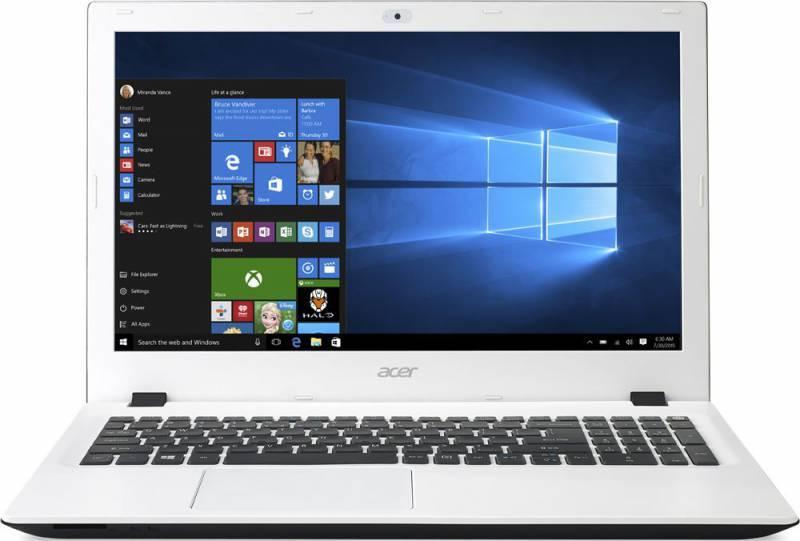 """Ноутбук 15.6"""" Acer Aspire E5-573-C76S черный/белый - фото 1"""