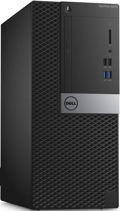 Системный блок Dell Optiplex 5040 черный/серебристый - фото 1