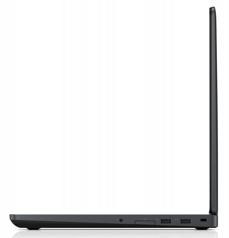 """Ноутбук 15.6"""" Dell Precision 3510 черный - фото 2"""