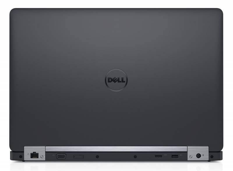 """Ноутбук 15.6"""" Dell Precision 3510 черный - фото 4"""