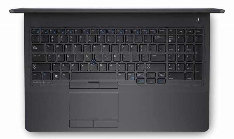"""Ноутбук 15.6"""" Dell Precision 3510 черный - фото 5"""