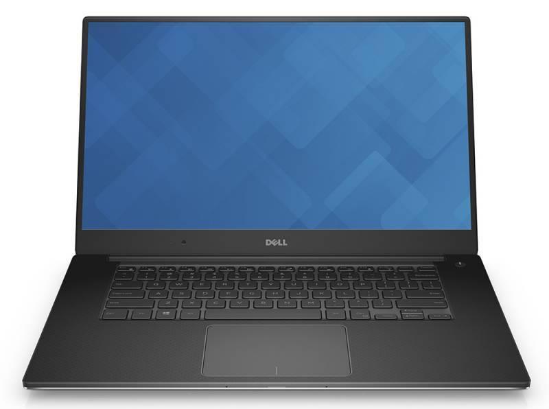 "Ноутбук 15.6"" Dell Precision 5510 серебристый - фото 1"