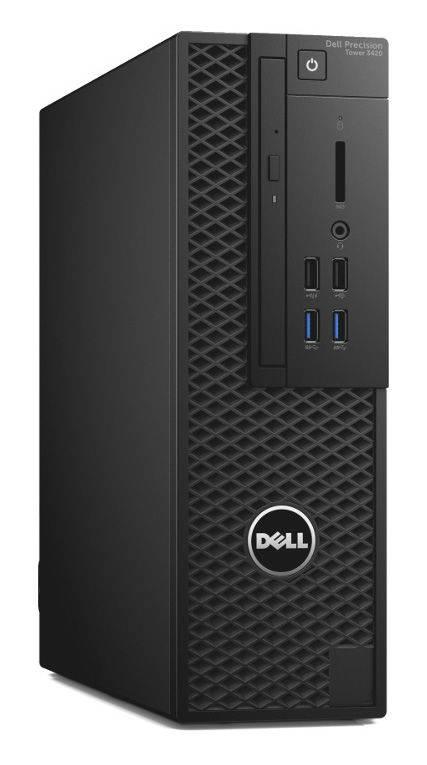 Системный блок Dell Precision 3420 черный - фото 1