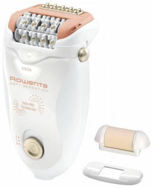 Эпилятор Rowenta EP5700F0 белый/розовый (1830005835)
