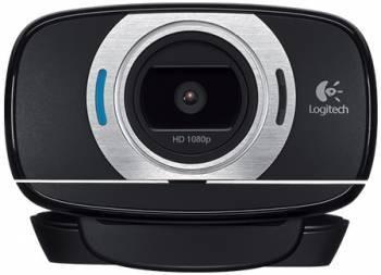 Веб-камера Logitech HD C615 черный