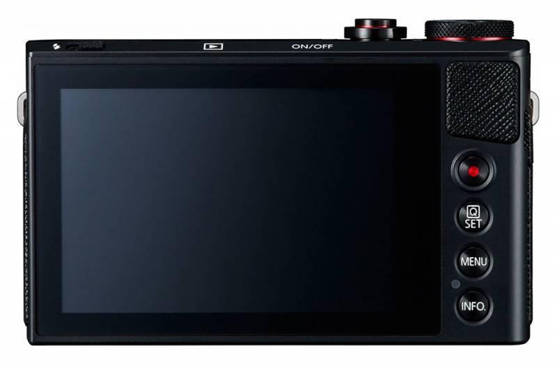 Фотоаппарат Canon PowerShot G9 X черный - фото 3