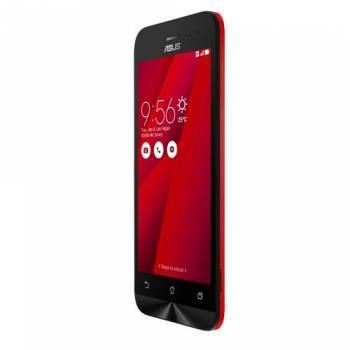 Смартфон Asus ZB452KG Zenfone Go красный, встроенная память 8Gb, дисплей 4.5 854x480, Android 5.1, камера 5Mpix, поддержка 3G, 2Sim, WiFi, BT, GPS, FM радио, microSD до 64Gb (90AX014A-M01150)