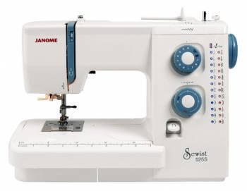 Швейная машина Janome 525 S белый