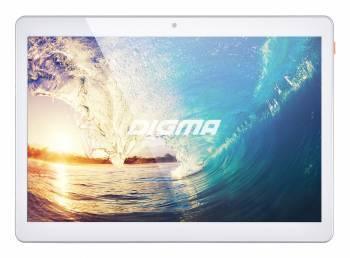 Планшет Digma Plane 9505 3G белый, процессор MediaTek MT8321, оперативная память 1Gb, встроенная память 8Gb, диагональ экрана 9.6, IPS, 1280x800, поддержка 3G, WiFi, BT, камера 2Mpix/0.3Mpix, GPS, Android 5.1, поддержка microSDHC до 32Gb, 4500mAh (PS9034