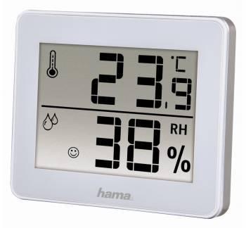Термометр Hama TH-130 белый (00136260)