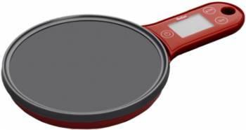 Кухонные весы Tefal BC2530V0 красный/черный (2100088859)