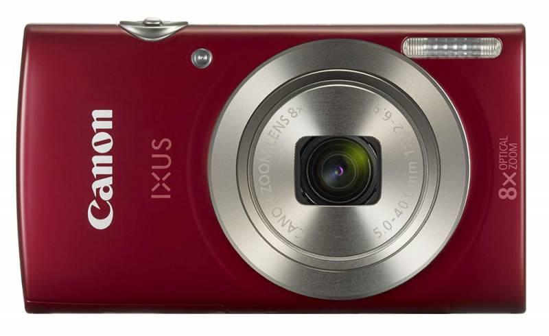 Фотоаппарат Canon IXUS 175 красный - фото 2