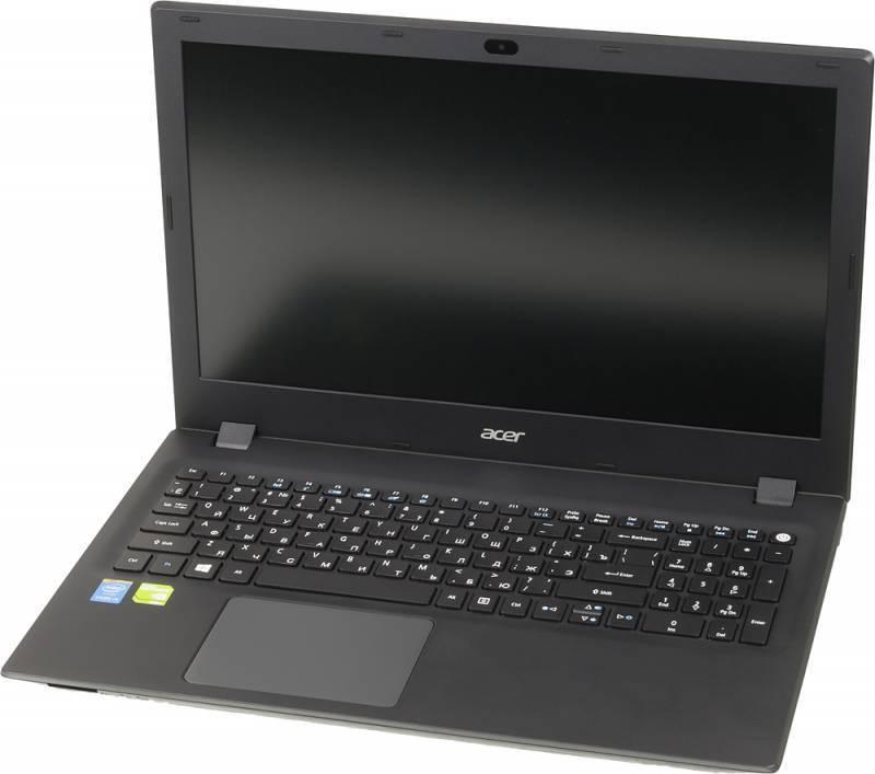 """Ноутбук 15.6"""" Acer Extensa EX2511G-35D4 (NX.EF9ER.007) черный - фото 1"""