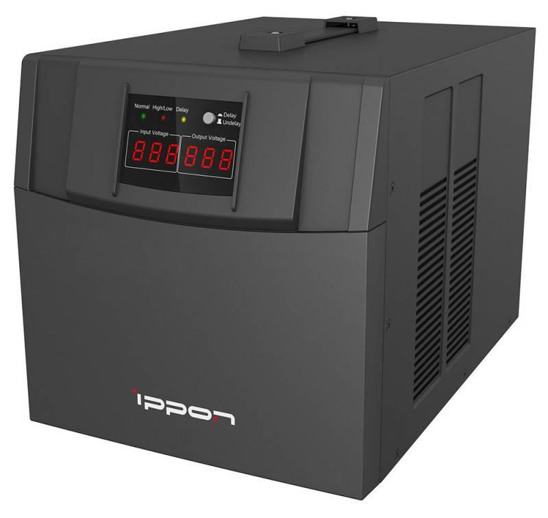 Стабилизатор напряжения Ippon AVR-3000 (361015) - фото 1