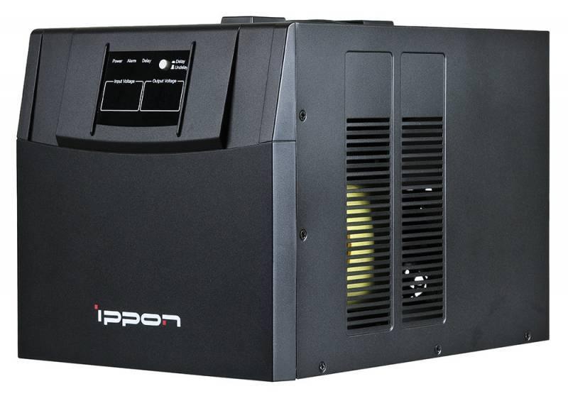 Стабилизатор напряжения Ippon AVR-3000 (361015) - фото 3