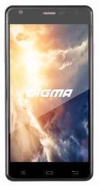 Смартфон Digma S501 3G VOX 8ГБ графит (VS5002PG)