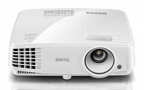 Проектор Benq MS527 белый - фото 1
