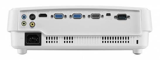 Проектор Benq MS527 белый - фото 2