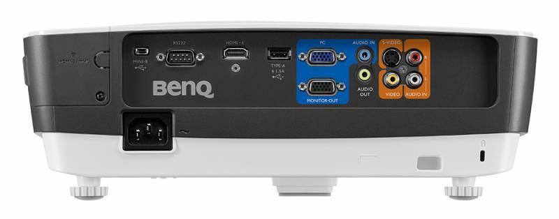 Проектор Benq MX704 белый - фото 2
