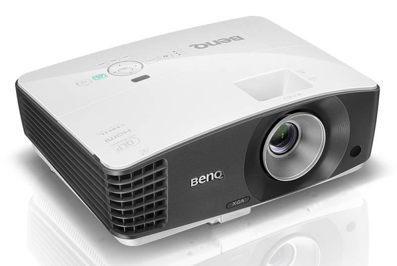 Проектор Benq MX704 белый - фото 3