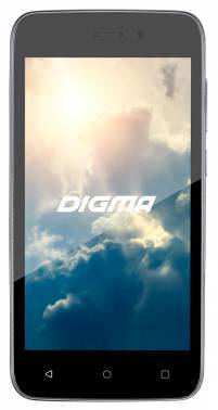 Смартфон Digma G450 3G VOX 8ГБ графит