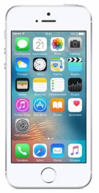 Смартфон Apple iPhone SE MLLP2RU / A 16ГБ серебристый