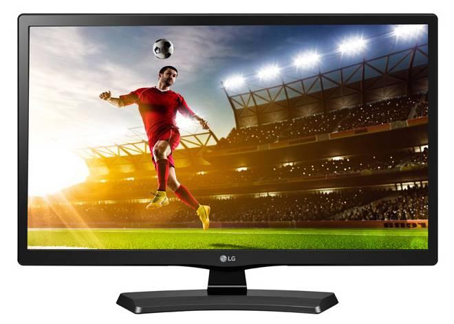 """Телевизор LED 22"""" LG 22MT48VF-PZ черный - фото 1"""