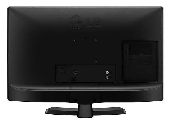 """Телевизор LED 22"""" LG 22MT48VF-PZ черный - фото 3"""