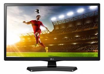 Телевизор LED LG 24MT48VF-PZ черный, диагональ экрана 24 (60.96 см), HD READY (720p), частота обновления 50Hz, тюнер DVB-T2, DVB-C, DVB-S2, USB разъем