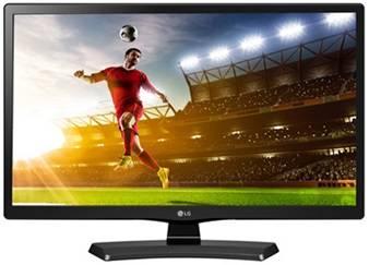 Телевизор LED 28 LG 28MT48VF-PZ черный, HD READY (720p), частота обновления 50Hz, тюнер DVB-T2, DVB-C, DVB-S2, USB разъем