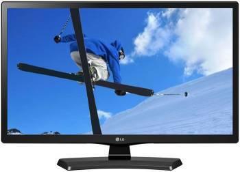 Телевизор LED 28 LG 28MT48S-PZ черный, HD READY (720p), частота обновления 50Hz, тюнер DVB-T2, DVB-C, DVB-S2, USB разъем, встроенный WiFi, поддержка Smart TV